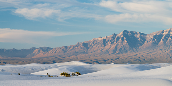 White Sands National Park New Mexico | Top 10 States for Auto Refinance Savings