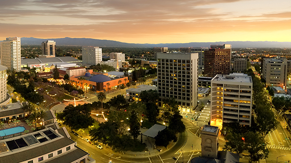 San Jose CA is one of the best cities for auto refinance savings 2020 - 600 x 337