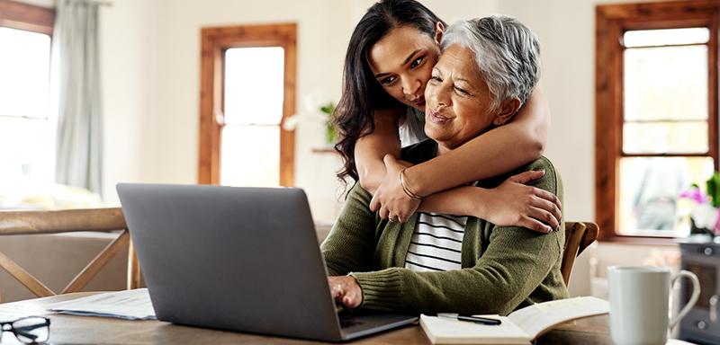 mom cosigning auto loan for adult daughter