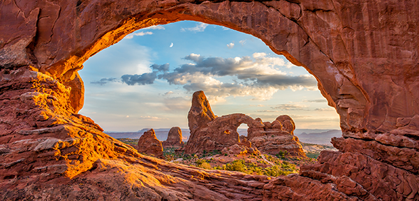 Utah Arches National Park | Top States for Auto Refinance Savings